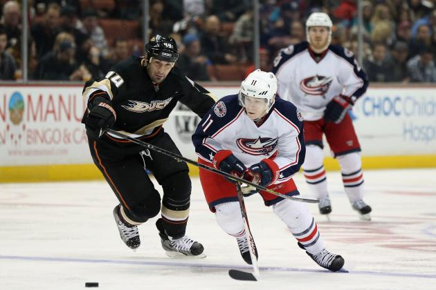 Ducks 3, Blue Jackets 2