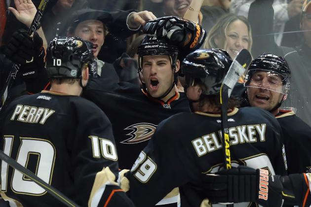 Ducks Hang on for 3-2 Win over Blue Jackets
