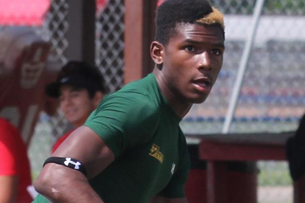 KD Cannon to Baylor: Bears Land 4-Star WR Prospect
