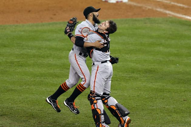 MLB Preseason Evaluation Series: 2013 San Francisco Giants
