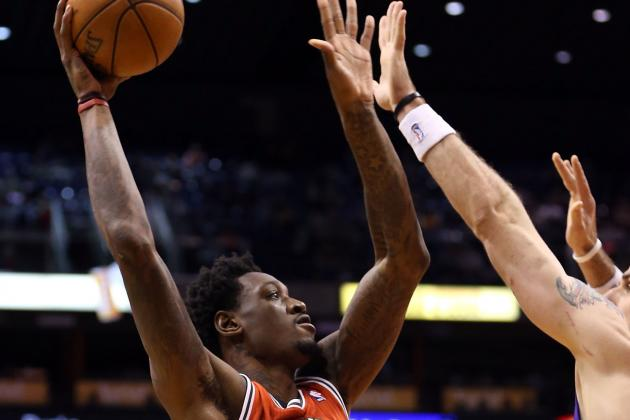 Bucks' Larry Sanders Ready to Return from Back Injury
