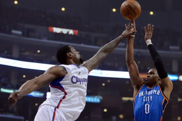 Best Trade Destinations and Packages for LA Clippers' DeAndre Jordan