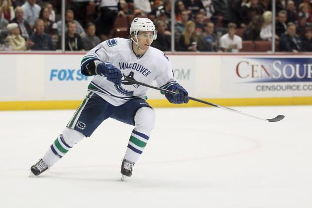 Vancouver Canucks: David Booth's Return Leads to a Roster Shuffle