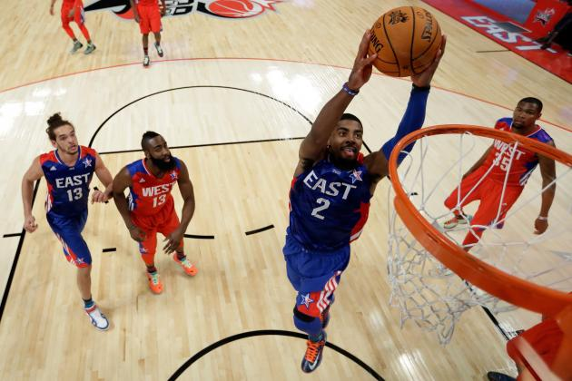 Kyrie Irving Steals NBA All-Star Spotlight; Why Doesn't Cleveland Embrace Him?