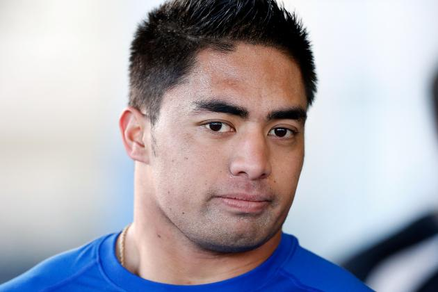 Exclusive: Manti Te'o Talks NFL Draft, Social Media