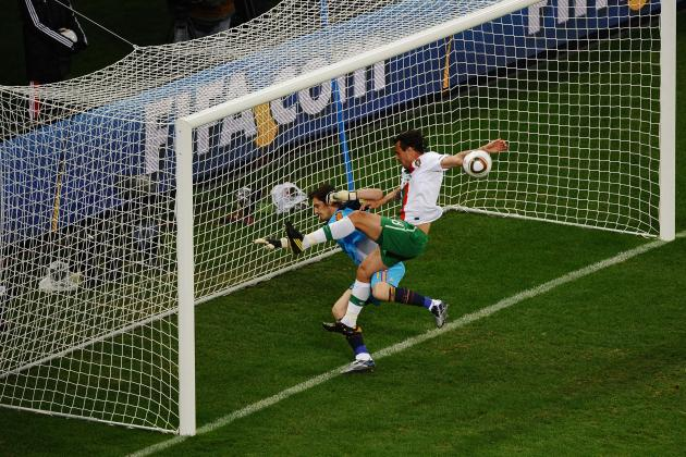 FIFA to Use Goal-Line Technology at 2014 World Cup and 2013 Confederations Cup