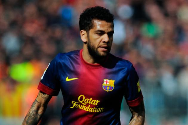 Dani Alves Wants Jack Wilshere to Join Him at Barcelona