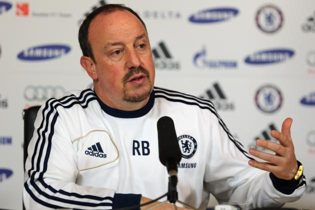 Chelsea Boss Benitez: I'm Paying for My Success at Liverpool