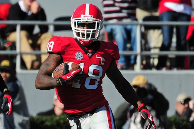 Washington Redskins' Potential 2013 NFL Draft Radar: Bacarri Rambo
