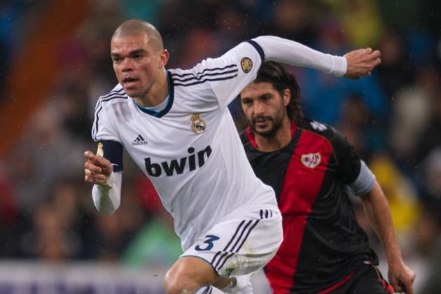 Pepe Wants Porto-Madrid Final