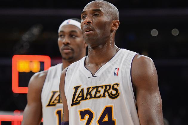 Lakers Drama: Kobe Bryant, Dwight Howard Still Icy