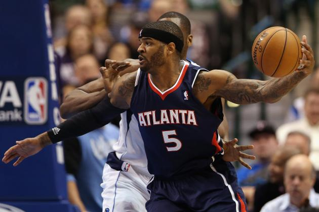 Report: Suns Could Be Involved in Josh Smith Sweepstakes