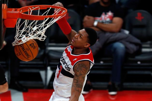 Bradley Beal Hoping to Build off All-Star Weekend