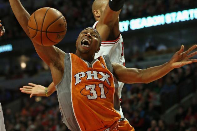 Suns Looking to Move Sebastian Telfair