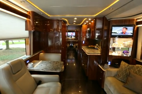 Cowboys Purchase New Luxury Bus