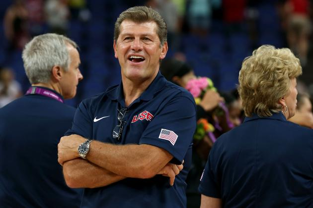 Geno Auriemma and Kim Mulkey Combine for One of the Photos of the Year