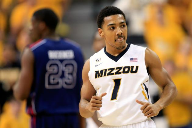 Florida vs. Missouri: Phil Pressey Needs to Shine for Mizzou to Have a Shot