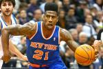 Knicks, Magic Talking Trade
