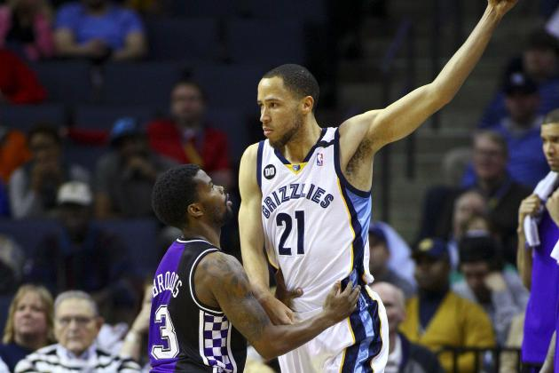 Tayshaun Prince to Face Pistons for 1st Time Tonight
