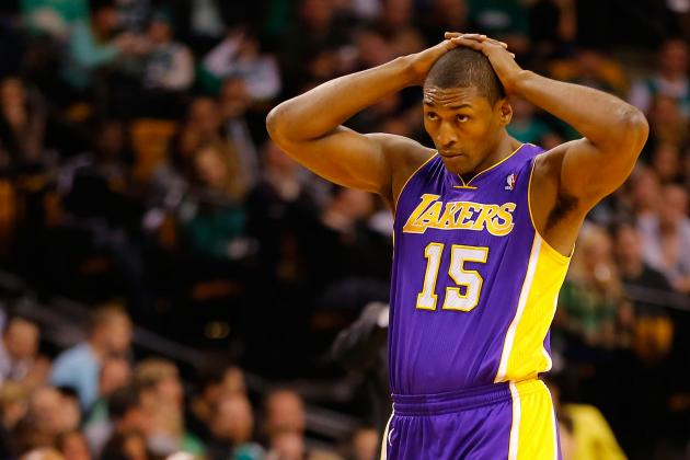 Metta World Peace: Cops Confront Armed Men Outside Laker's Condo