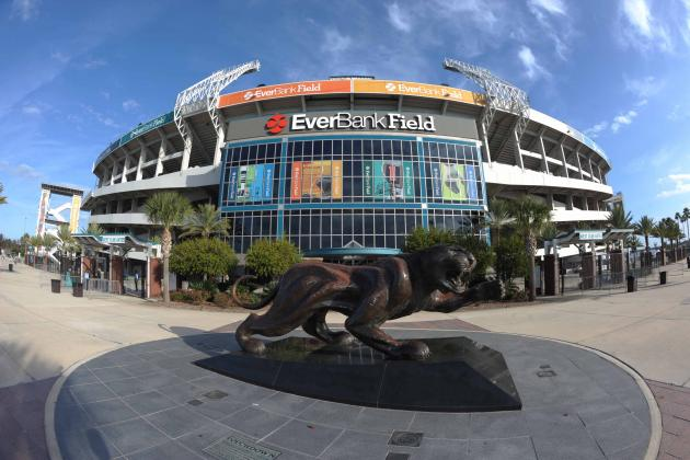 Jaguars Plan $4M Second Phase of EverBank Field Renovations