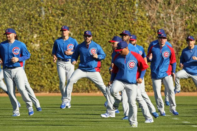 Chicago Cubs:  Final Projection for the Cubs' Opening Day 25-Man Roster
