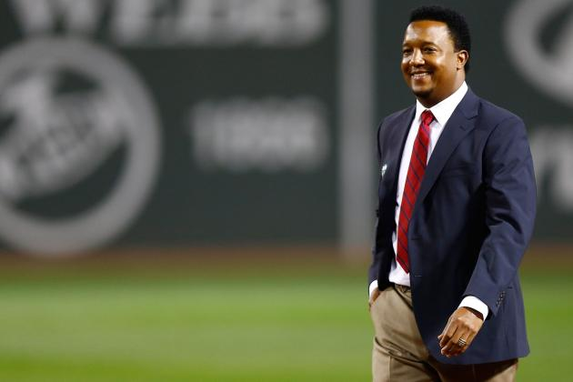 Pedro Martinez's Experience Makes Him Perfect Pitching Mentor for Boston