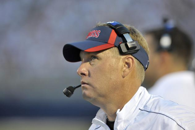 Will Hugh Freeze, Ole Miss Continue Dominant Streak on Recruiting Trail in 2014?