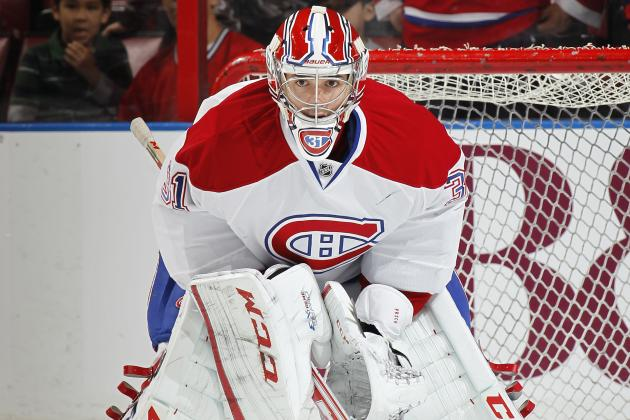 Video: Price Makes Saves Even While He's on the Bench