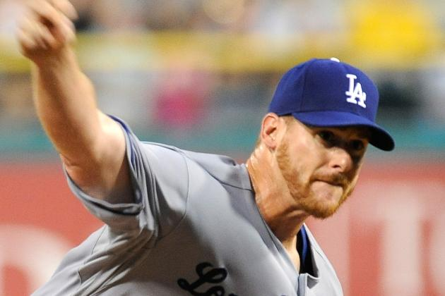 Chad Billingsley Has Sights Set on Dodgers' Rotation