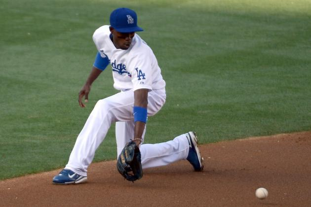 Dee Gordon Says He's OK with Working for Dodgers Starting Job