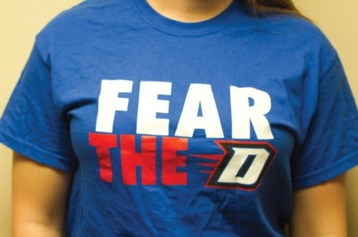 DePaul Blue Demons T-Shirts Read