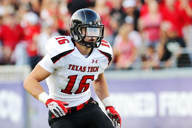 Big Shoes to Fill: Texas Tech Red Raiders