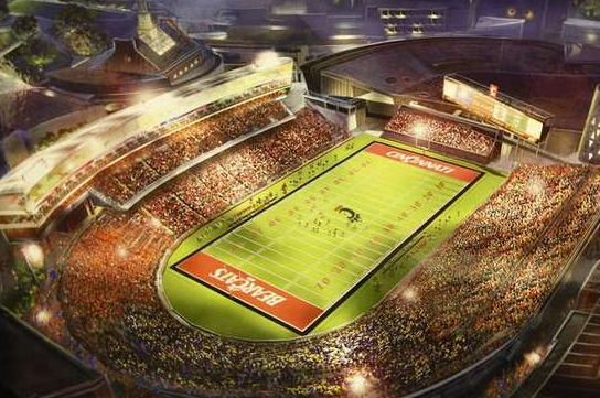 EXCLUSIVE: UC Touts Nippert Overhaul in Bid to Woo ACC