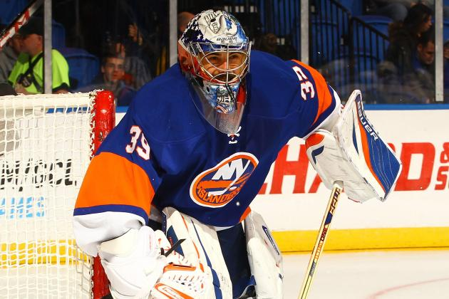 D.P. in Net as Capuano Makes Changes After 7-0 Loss