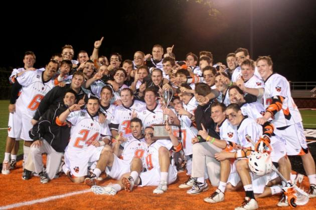 NCAA Men's Lacrosse: Princeton Looks to Defend Ivy League Title in 2013