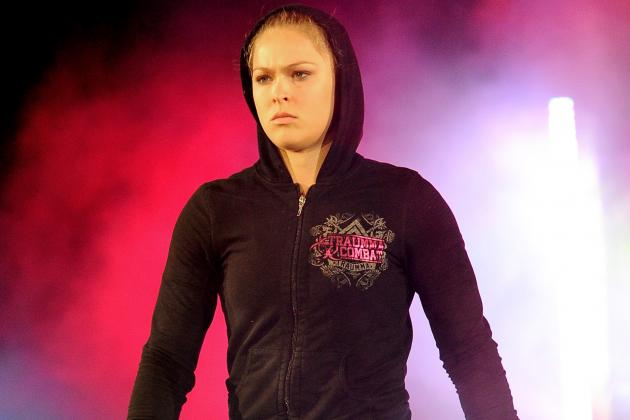 UFC 157: Why Featuring the Women's Division Will Only Help UFC