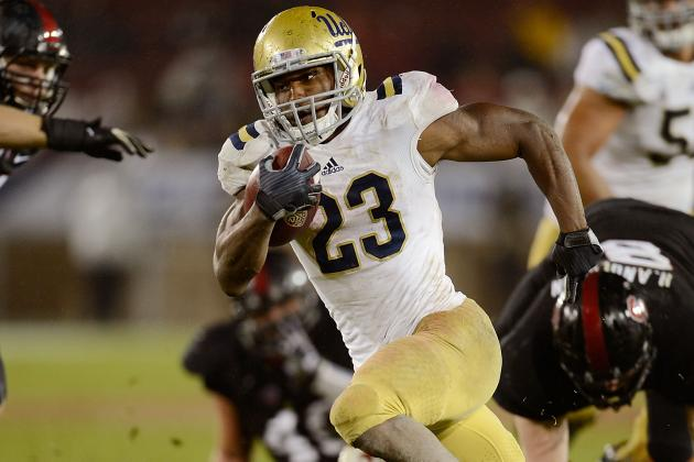 Pac-12 Top 25 for 2012: No. 7