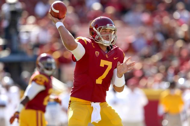 Matt Barkley Missing Combine Drills Won't Stop Him from Becoming Top QB in Draft