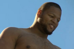 Ndamukong Suh Stars in 'Splash' Promo