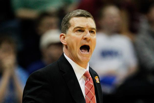 NCAA Tournament Looms Large for Terps, Even If They Try to Avoid the Chatter