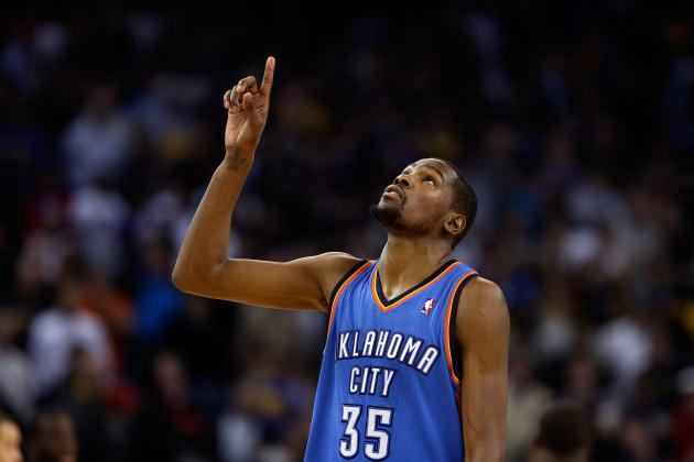 Why Kevin Durant Is Just as Deserving of the MVP Award as LeBron James