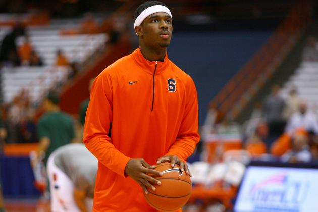 CJ Fair 'Honored' by Former Syracuse Player Josh Pace's Comments