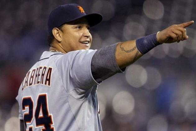 Fantasy Baseball 2013: Why Miguel Cabrera Should Be the 1st Overall Pick