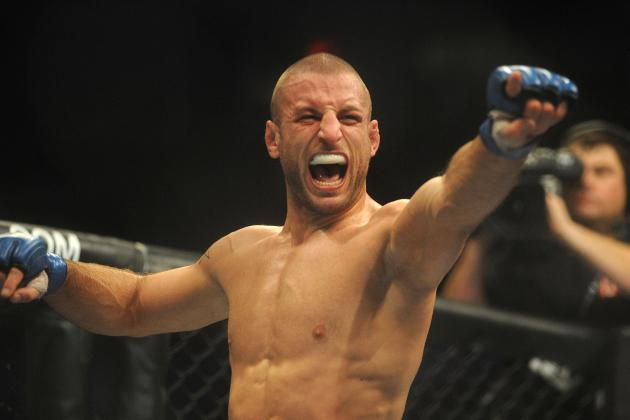 Strikeforce Champ Tarec Saffiedine Turned Down UFC 158 Fight with Carlos Condit