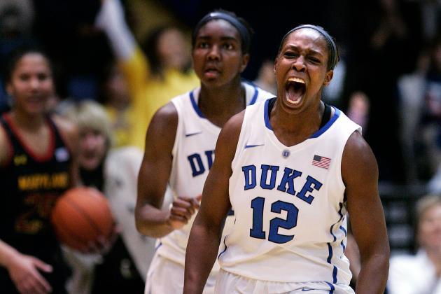 Gray's Season Over for No. 5 Duke Women