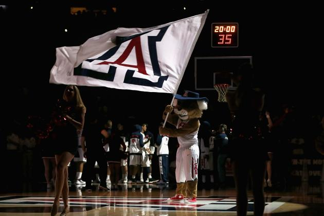 Wildcats Out of Top 10 for First Time Since November