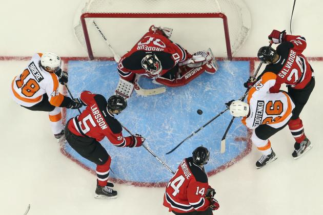 Which Six Players Should the New Jersey Devils Be Using on Defense?