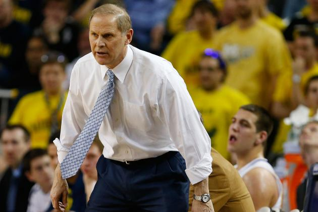 Michigan's John Beilein: Adversity in February Beats Going Home Early in March