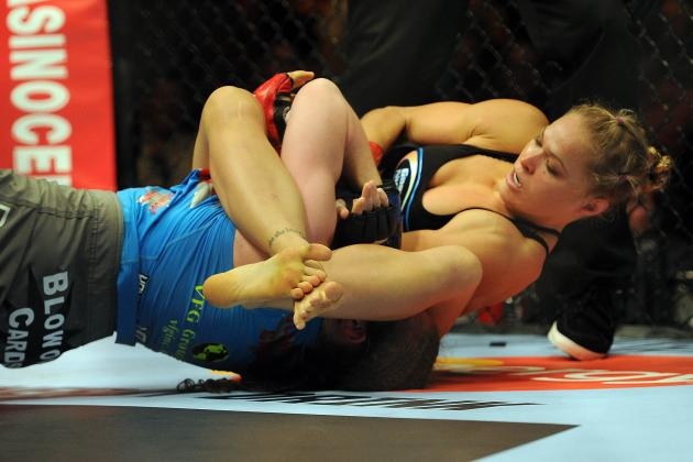 Ronda Rousey Set to Make Short Work of Liz Carmouche at UFC 157